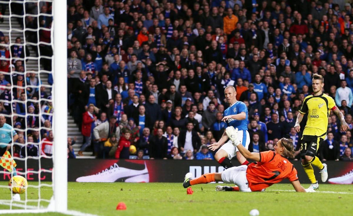 Glasgow Rangers blamieren sich in EL-Quali