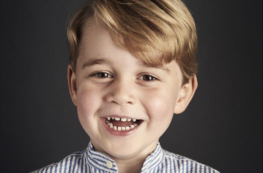 Happy Birthday Prinz George: Palast veröffentlicht neues Foto