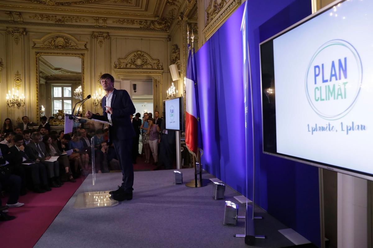Frankreich will weg vom Verbrennungsmotor