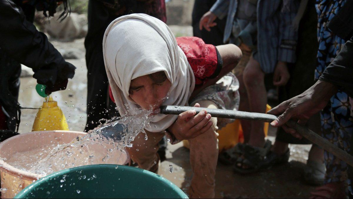 Mehr als 300'000 Cholera-Infektionen im Jemen
