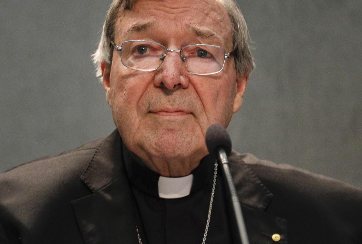 Missbrauch - Papst-Vertrauter Pell plädiert auf unschuldig