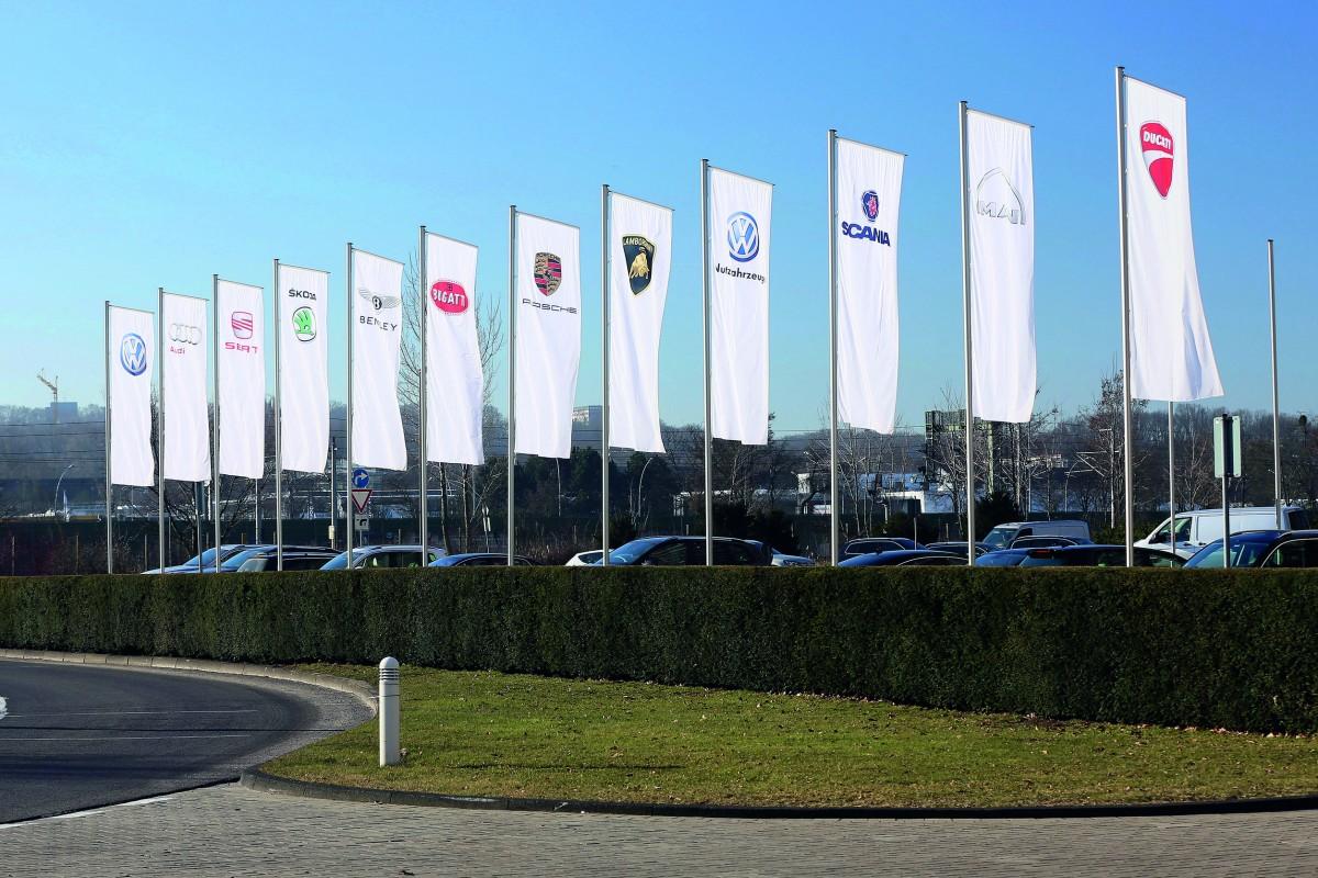 VW-Konzern verkauft im ersten Halbjahr mehr Autos