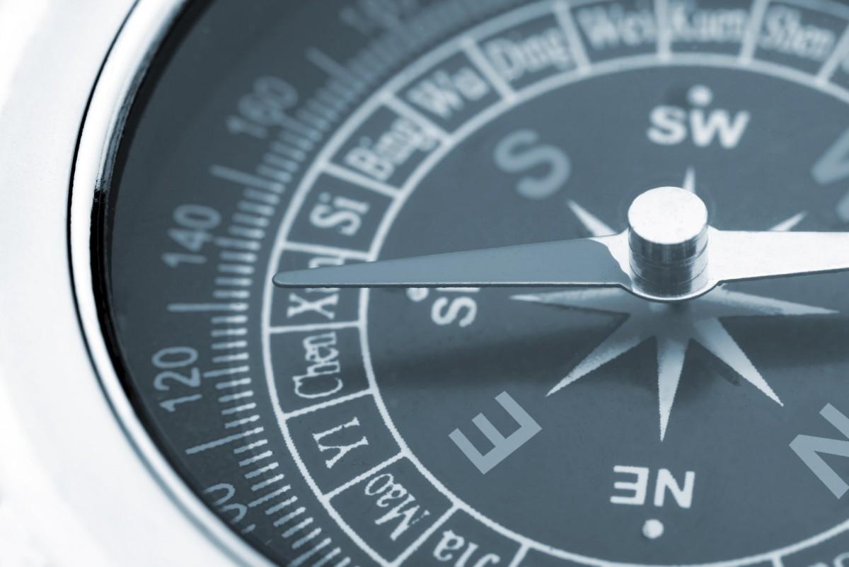 norden ohne kompass finden