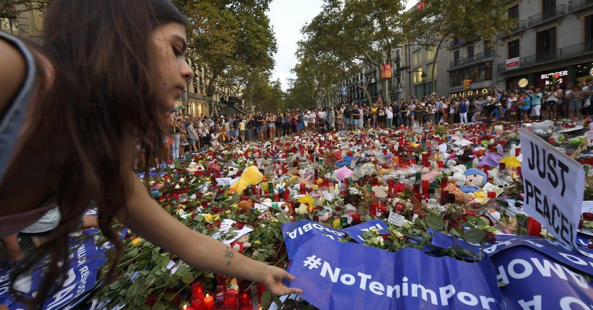 König begleitet Massendemonstration in Barcelona