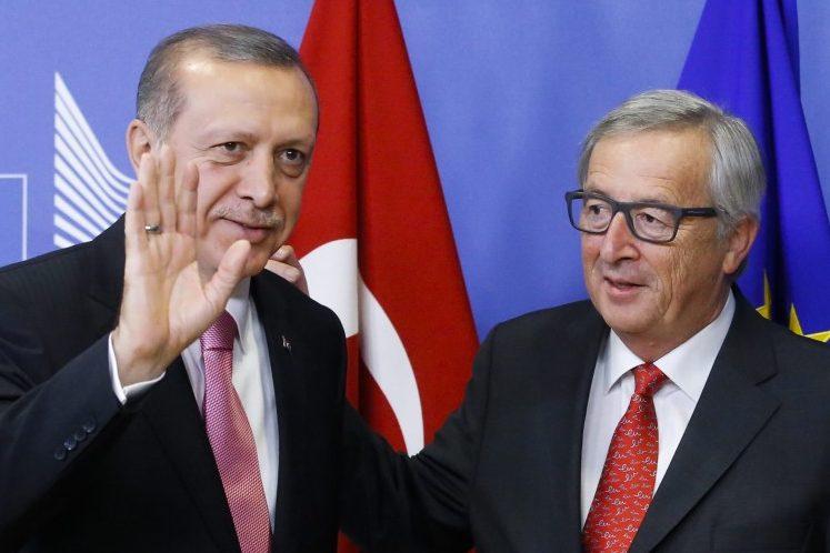 Juncker gegen Abbruch von Türkei-Gesprächen