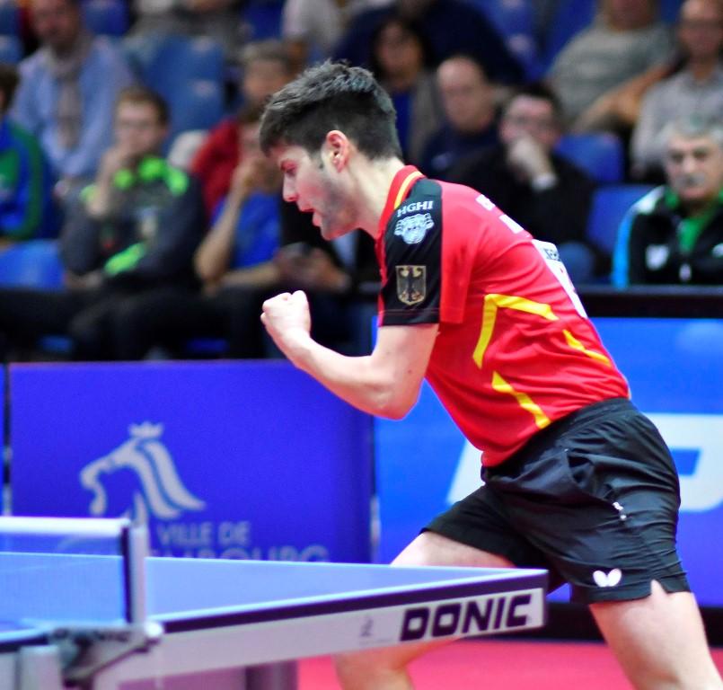 Tischtennis-EM: Ovtcharov in starker Form