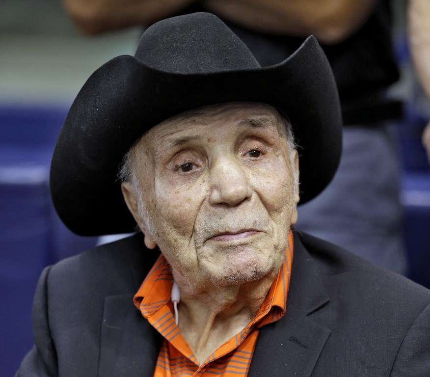 Legende Jake LaMotta 95- jährig gestorben
