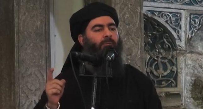 Angebliche Botschaft von IS-Anführer al-Bagdadi