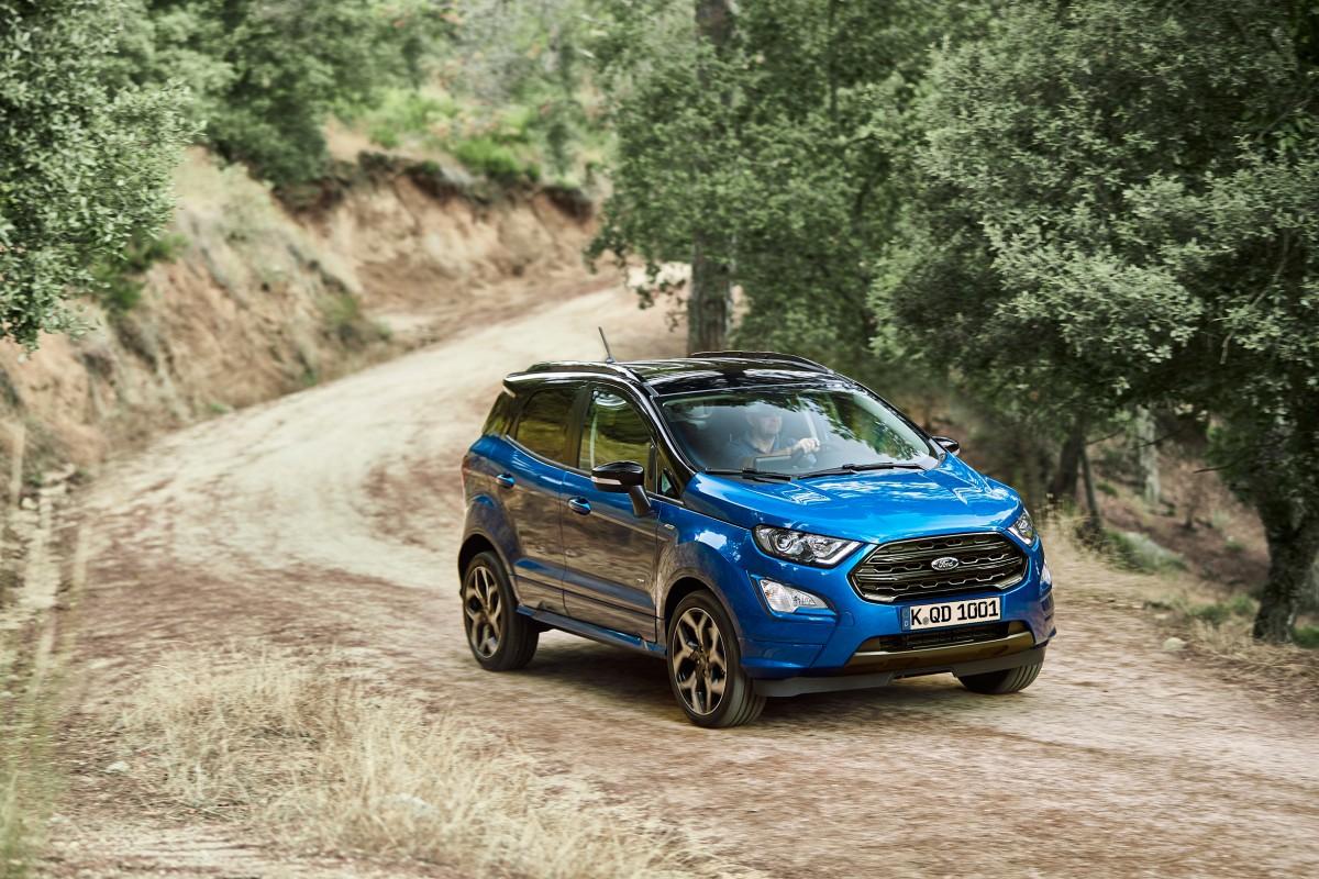 Mini-SUV mit neuem Interieur, Diesel und Assistenz