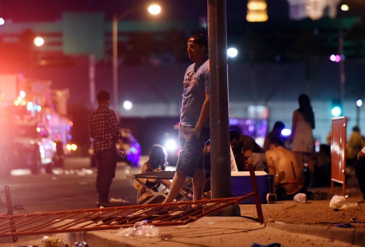 Mehr als 40 Waffen: Schütze von Las Vegas hatte richtiges Waffenarsenal