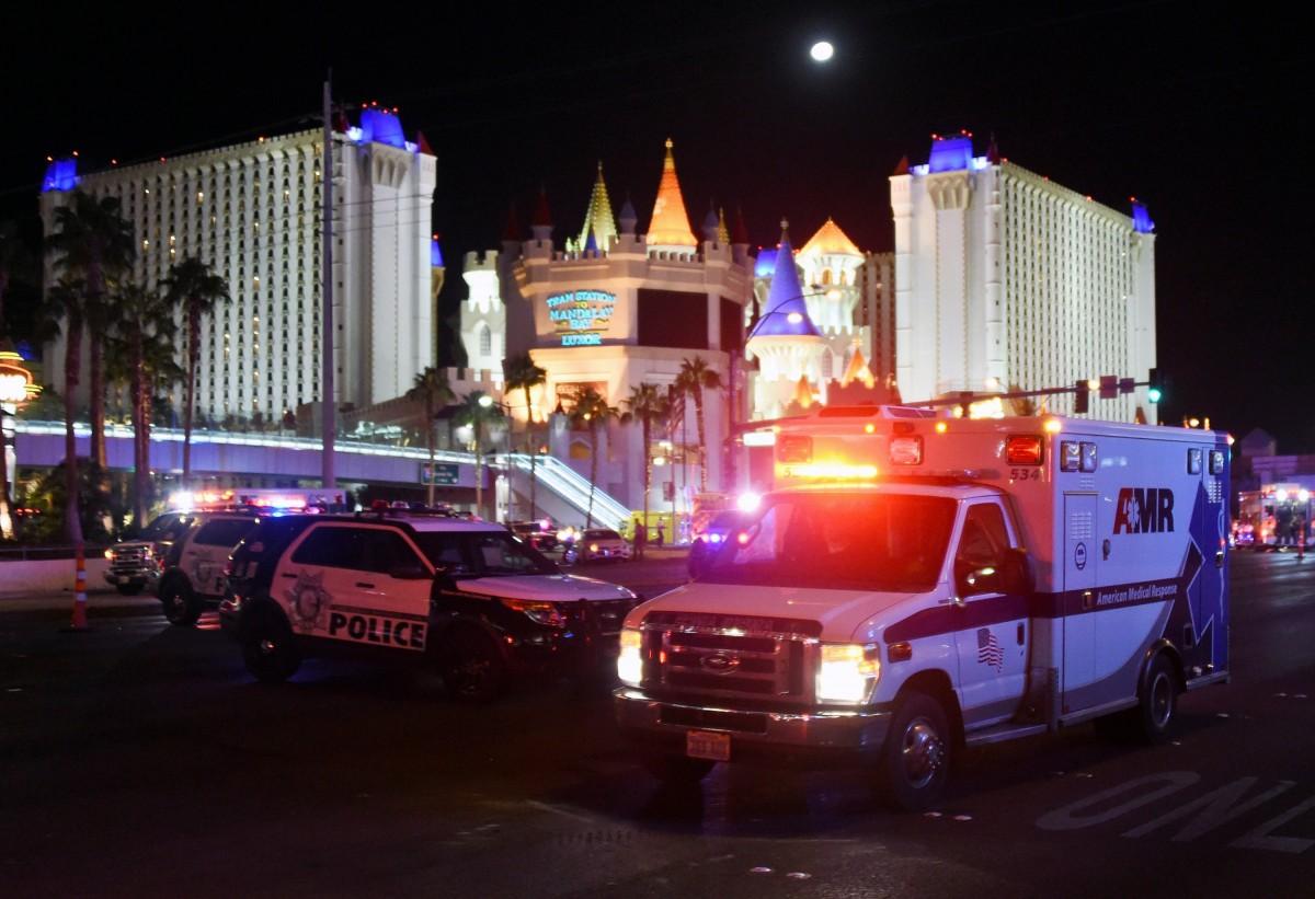 Schüsse bei Country-Festival: Polizeieinsatz in Las Vegas