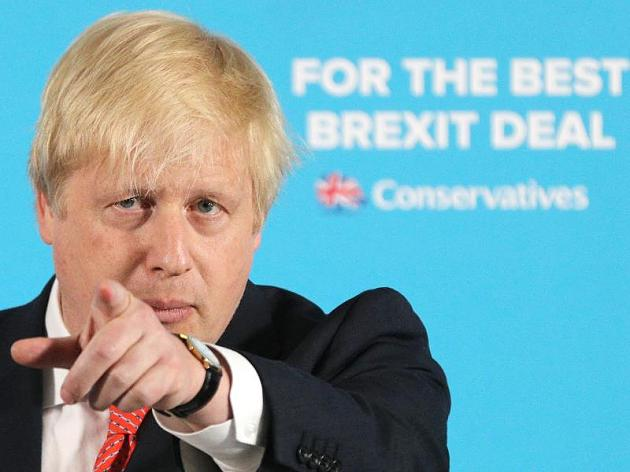 Brexit Kein Nachgeben                      Guy Kemp