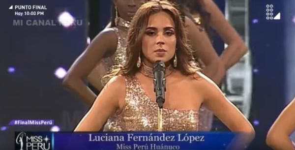 Miss-Wahl in Peru: