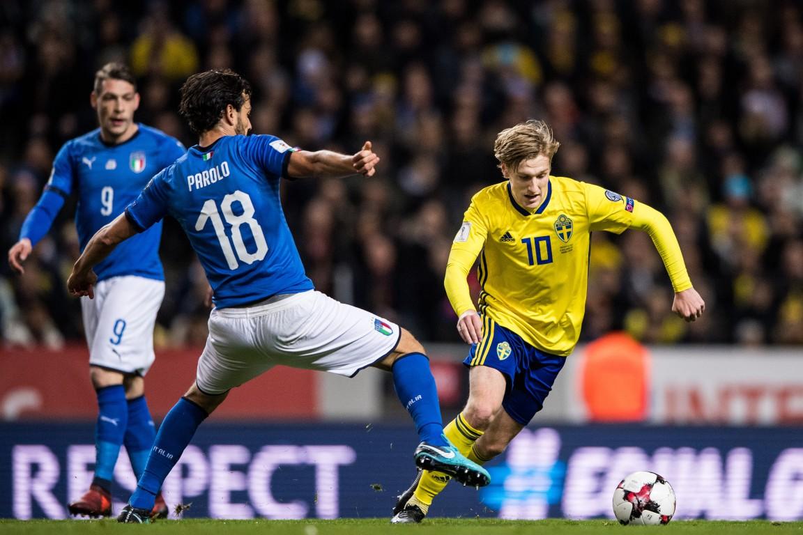 Wie Hat Irland Gegen Schweden Gespielt