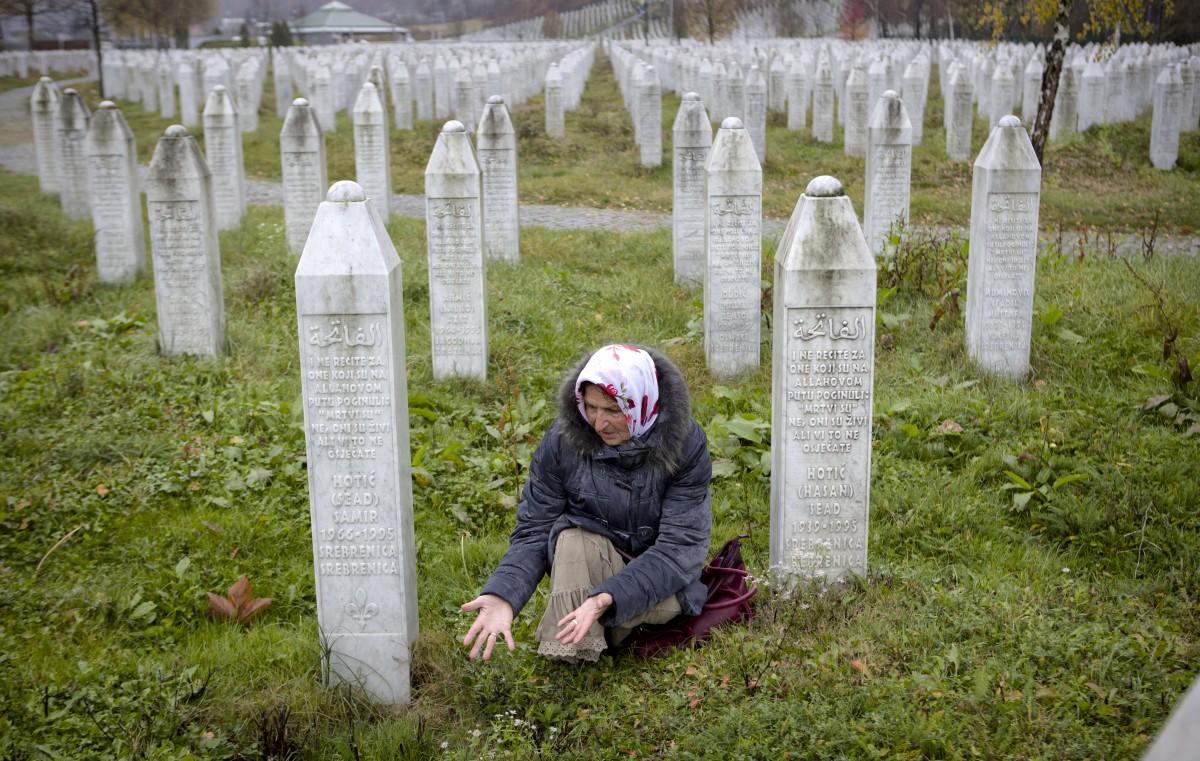 Früherer Serben-Kommandeur Ratko Mladic wegen Völkermordes schuldig gesprochen