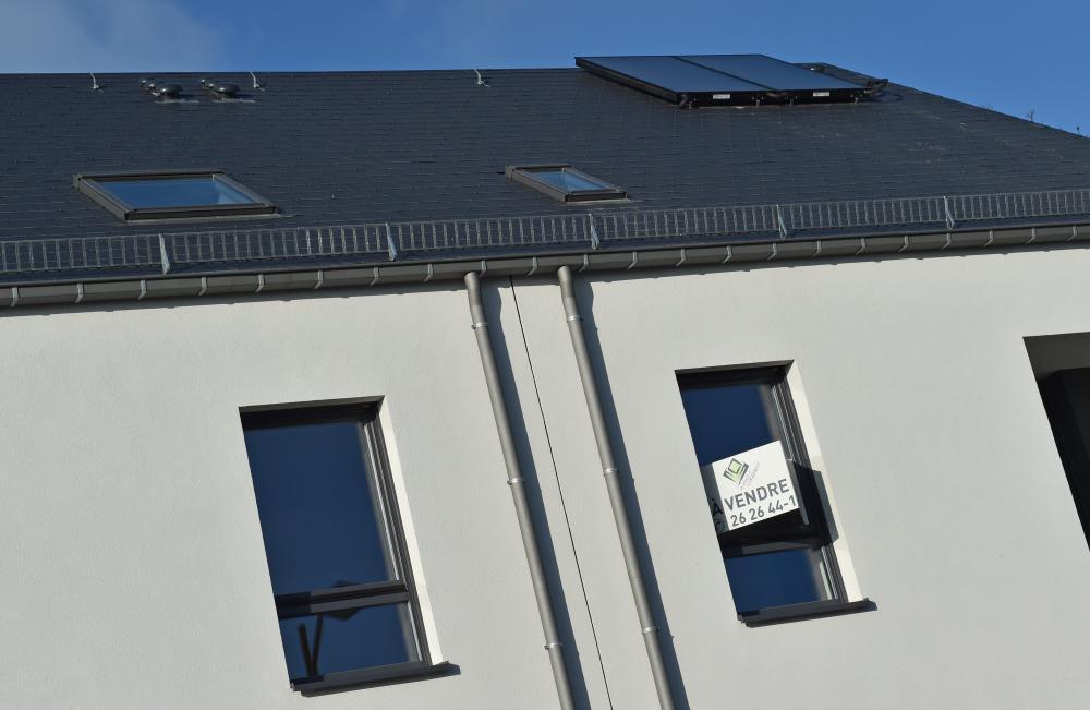 wohnen in luxemburg wird immer teurer. Black Bedroom Furniture Sets. Home Design Ideas