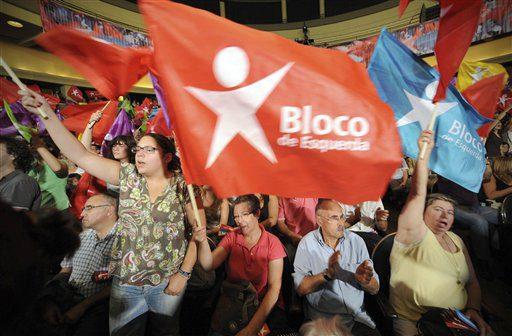 Ouverture des bureaux de vote pour les législatives au portugal