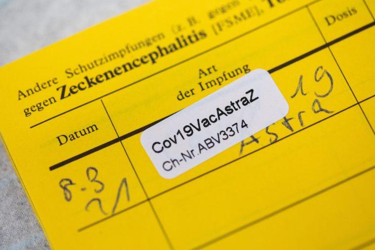 Tageblatt Lu Eu Kommission Will Impfzertifikat Vor Sommer Auf Weg Bringen
