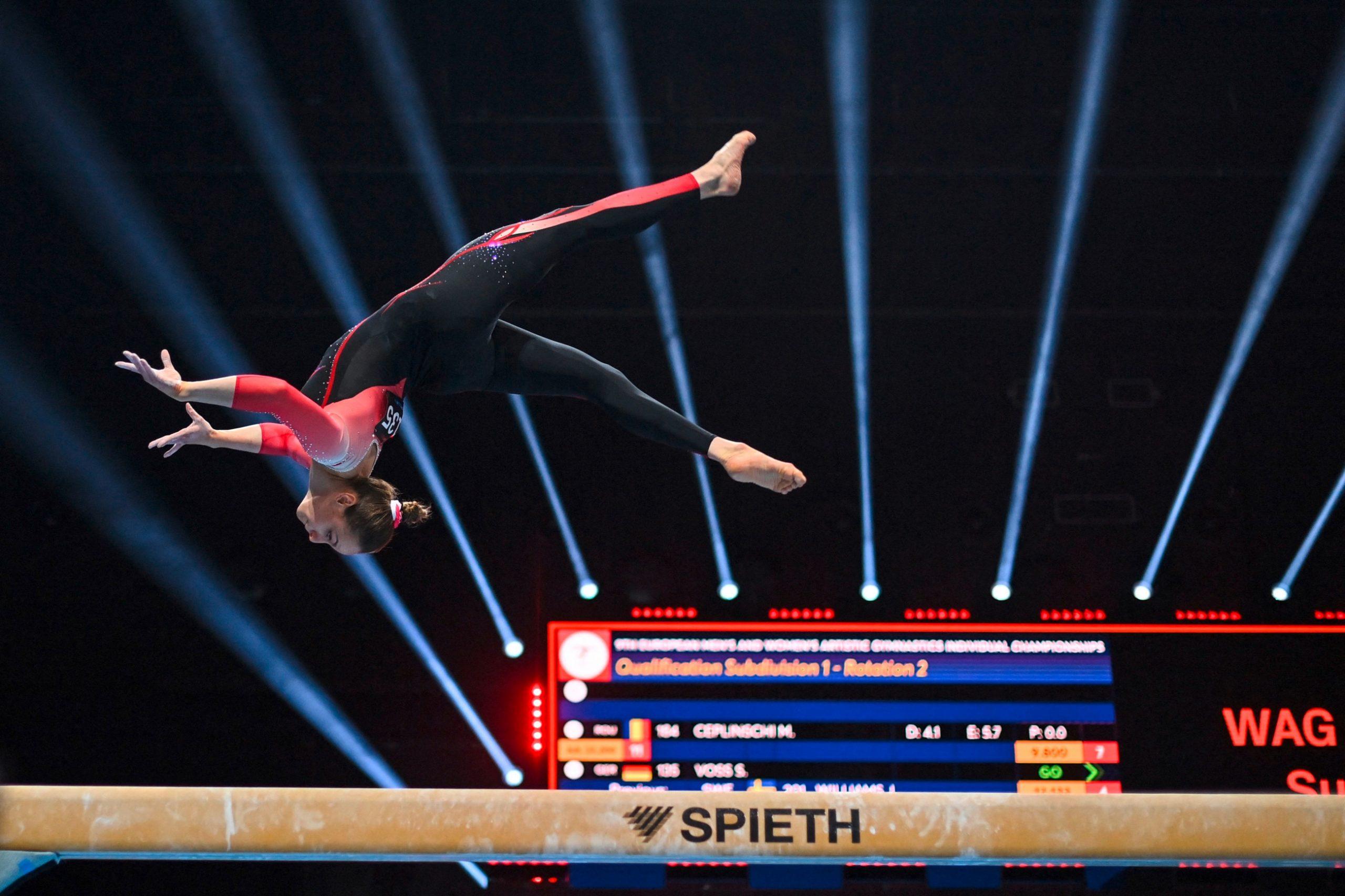 Gymnastikanzug forum