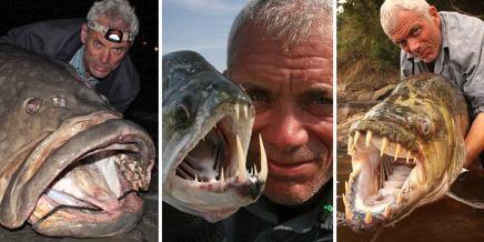 Die Monstrose Beute Des Extremfischers Tageblatt Lu Tageblatt Lu