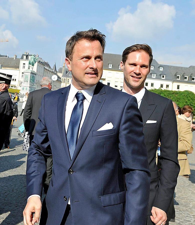 городе премьер министр люксембурга и его муж фото подозрение, что